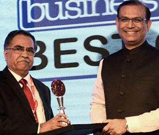 "Bharat Petroleum bags ""HR Excellence Award"" in India Today PSU Awards 2015"