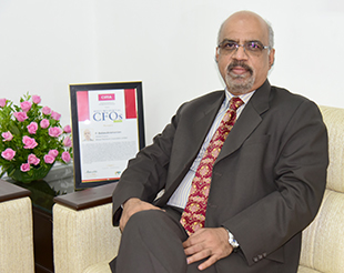 BPCL Director (Finance) among Most Influential CFOs of India
