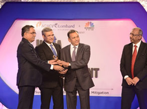 ICICI Lombard and CNBC ? TV18 India Risk Management Award for BPCL