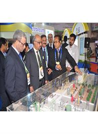BPCL pavilion shines at Petrotech Exhibition 2016